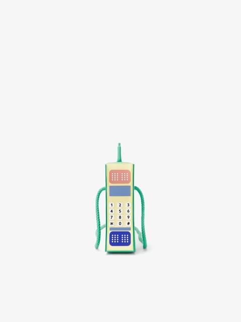 Bolso Teléfono Retro