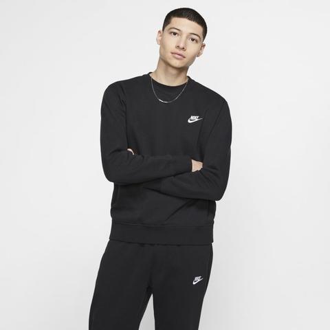 Nike Sportswear Club Fleece Sudadera - Negro