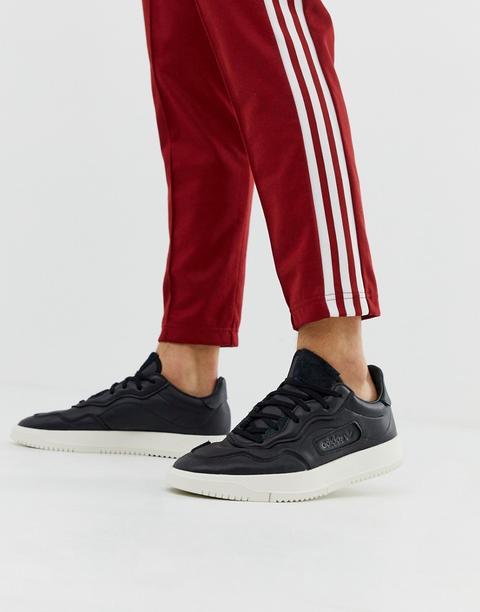 Adidas Originals - Sc Premiere - Sneakers Nere Bd7869 - Nero de ASOS en 21 Buttons