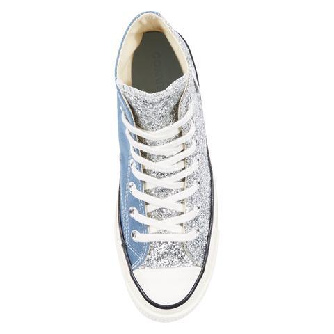 Converse X Chiara Chuck 70 Glitter High Top from Converse on 21 Buttons