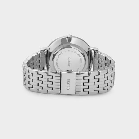 La Bohème Multi-link Silver White/silver
