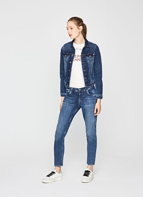 Cazadora Vaquera Clásica Core de Pepe Jeans en 21 Buttons