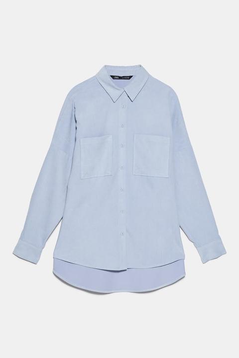 Camisa Micropana