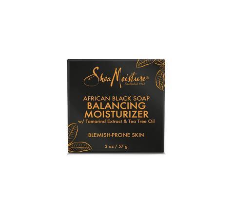 Sheamoisture African Black Soap Balancing Moisturizer - 2 Oz