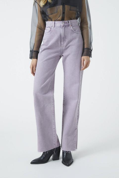 Jeans Lila Abertura