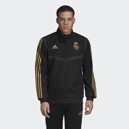 Chaqueta Presentación Real Madrid de Adidas en 21 Buttons