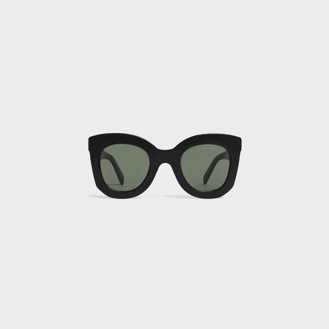 Gafas De Sol Estilo Mariposa De Acetato