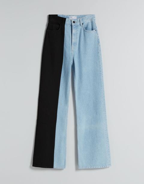 Jeans 90´s Bicolor
