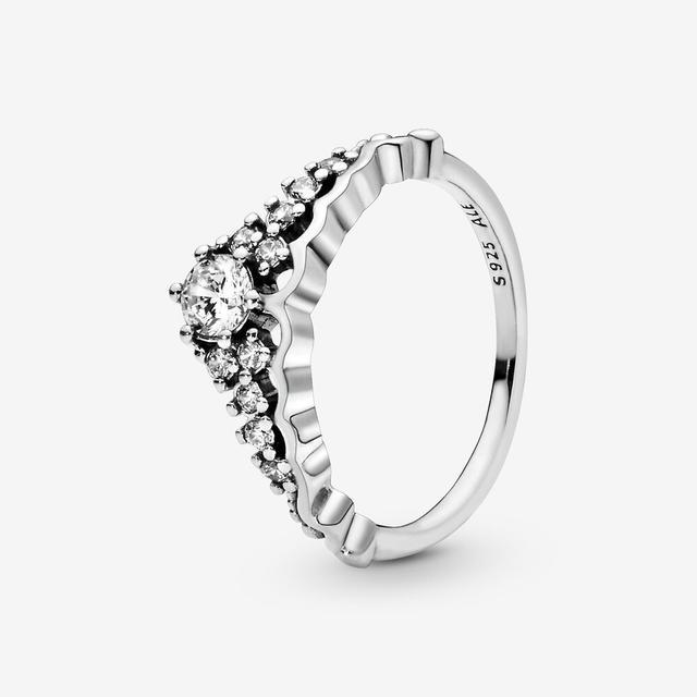 anello pandora tiara da principessa