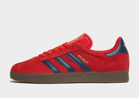 Adidas Originals Gazelle, Rojo de Jd Sports en 21 Buttons