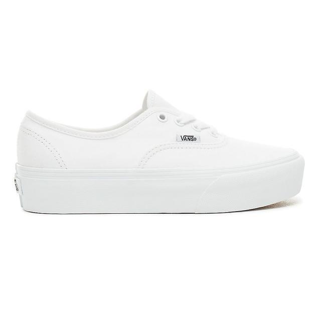 vans blanc femme