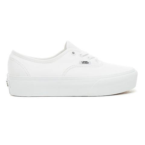 vans femme authentic blanc