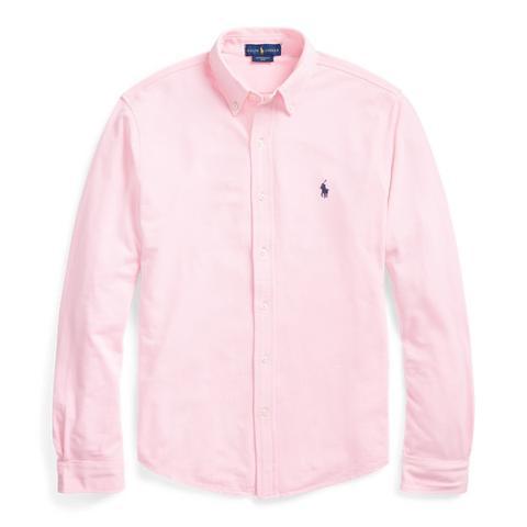 Camisa De Piqué Ultraligera
