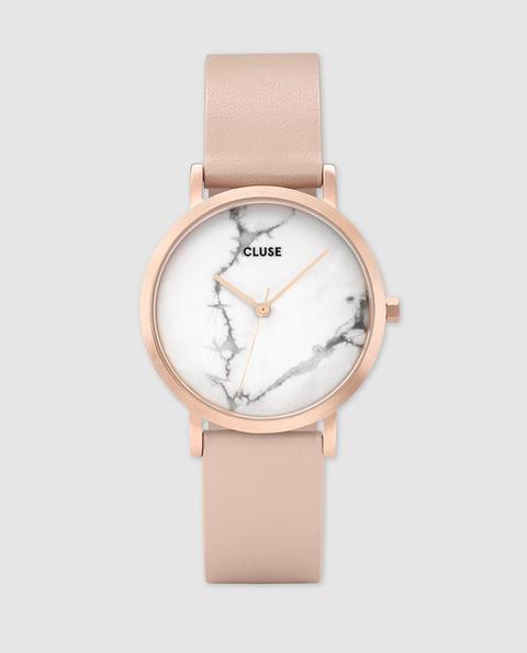 Cluse - Reloj De Mujer Cl40109 De Piel Nude de El Corte Ingles en 21 Buttons