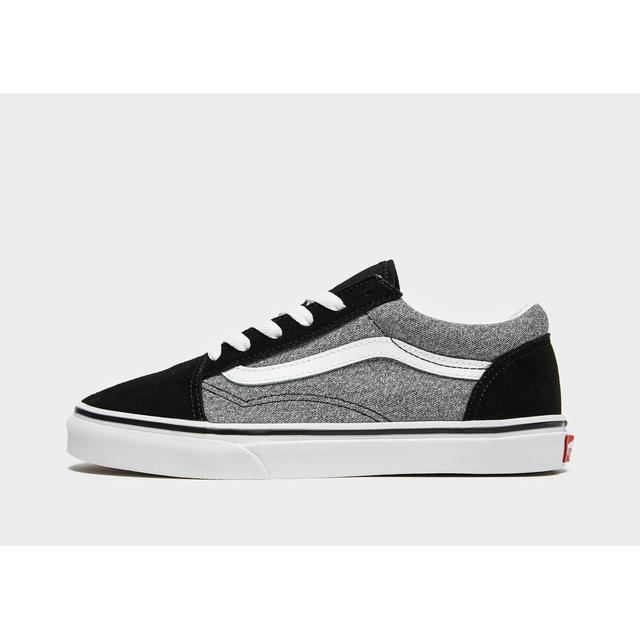 Vans Old Skool Junior - Grey - Kids