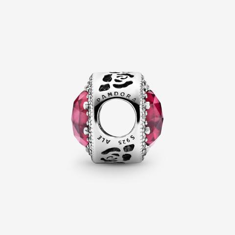 pandora charm rosa