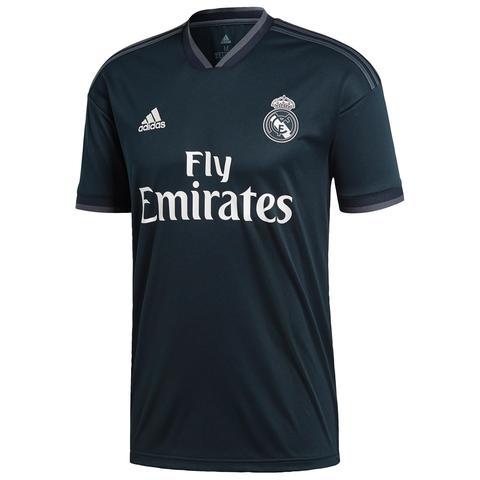 Camiseta De Fútbol Oficial Real Madrid C.f. 2ª Equipación Hombre 2018/2019
