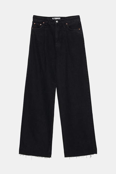 Jeans Zw Premium Wide Leg