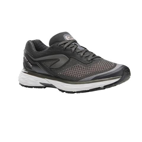 venta caliente online venta minorista comprar Zapatillas Running Mujer Kiprun Long Negro Y Plateado from Decathlon on 21  Buttons