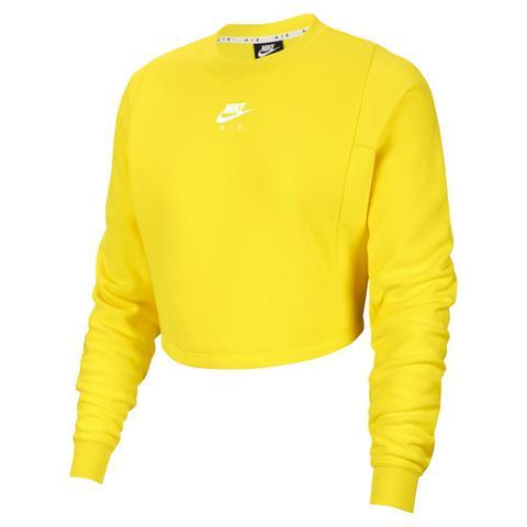Nike Air Sudadera - Mujer - Amarillo