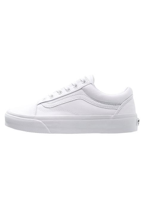 Vans Old Skool Zapatillas Skate True White de Zalando en 21 Buttons
