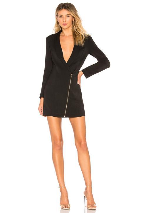 Selene Blazer Dress from Revolve on 21 Buttons