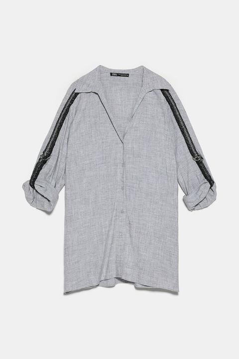 Camisa Banda Combinada