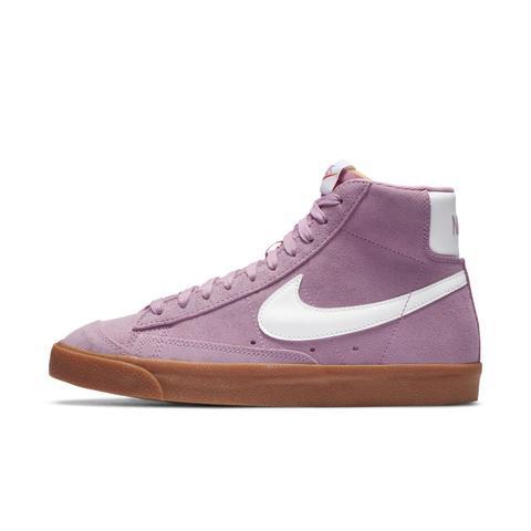 Nike Blazer Mid '77 Zapatillas - Mujer - Rosa
