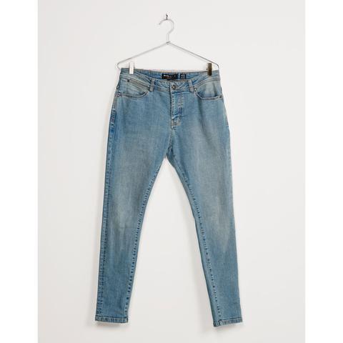 A2a Bas. Pantalón Tejano Super Skinny