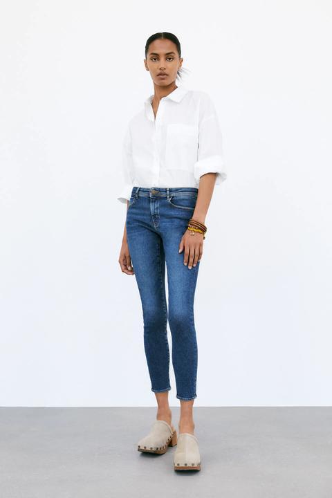 Jeans Z1975 Mid Rise Skinny