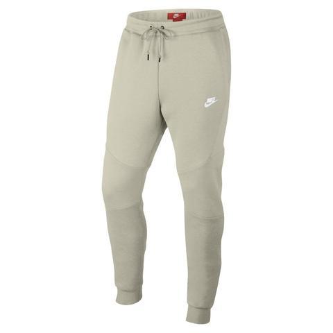 official images limited guantity famous brand Pantalon De Jogging Nike Sportswear Tech Fleece Pour Homme - Crème from  Nike on 21 Buttons