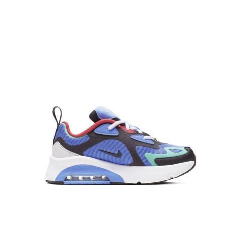 Nike Air Max 200 Schuh Für Jüngere Kinder Blau from Nike on 21 Buttons