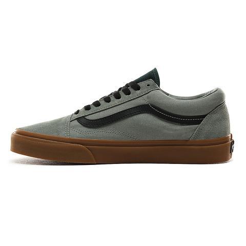 grey and gum vans
