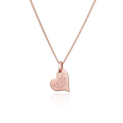 Collar North Love Plated Rosa de Paul Hewitt en 21 Buttons