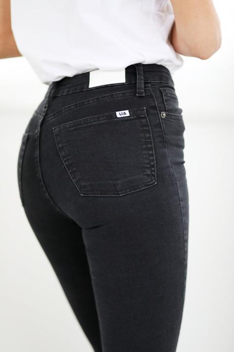 Lady Skinny Negro de Lia Jeans en 21 Buttons