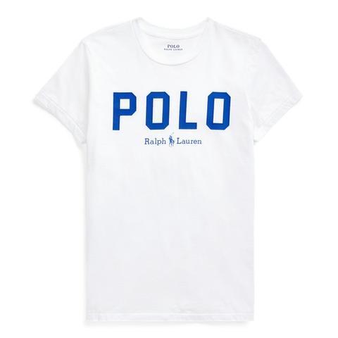 Camiseta De Algodón Polo de Ralph Lauren en 21 Buttons
