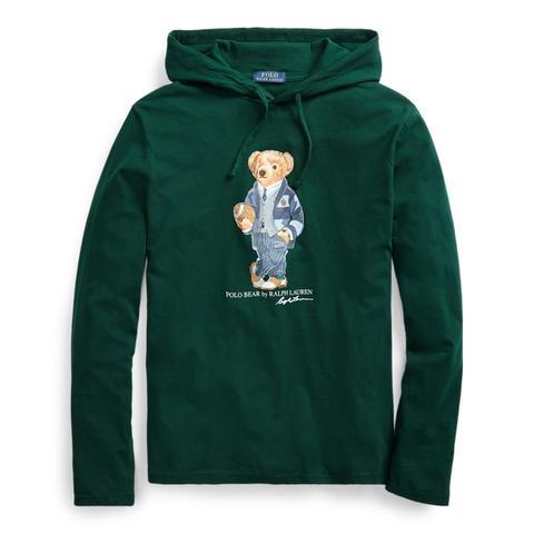 Camiseta Con Capucha Y Polo Bear de Ralph Lauren en 21 Buttons