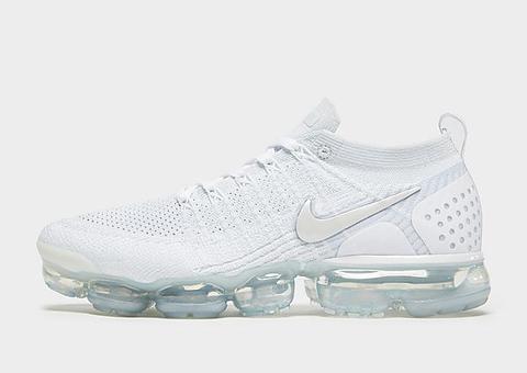 Nike Air Vapormax Flyknit 2 - White - Mens