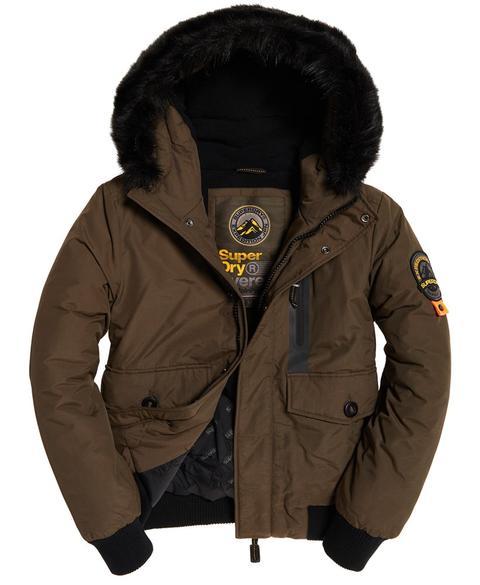 sale retailer fd9ec 34783 Superdry Cazadora Bómber Everest from Superdry on 21 Buttons