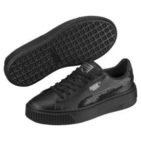 scarpe puma bambina platform