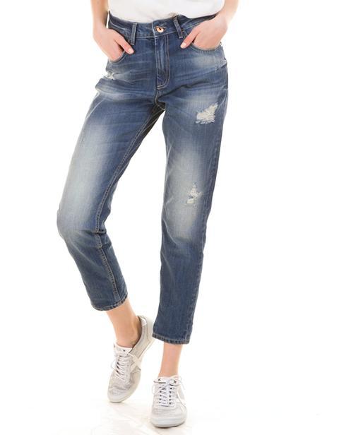 envío gratis 136ab 89adb Jeans Rotos Boyfriend De Tiffosi | Buylevard de Buylevard en 21 Buttons
