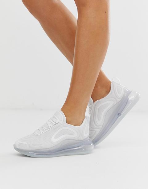 Nike – Triple White Air Max 720