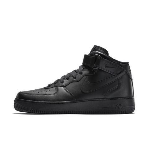 Nike Air Force 1 Mid'07 Zapatillas - Hombre - Negro de Nike en 21 Buttons
