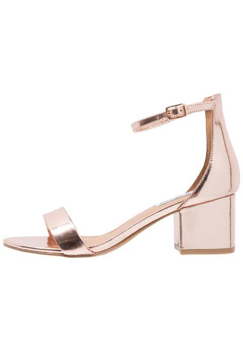 comprare in vendita fashion design comprare bene Steve Madden Sari Sandali Silver from Zalando on 21 Buttons