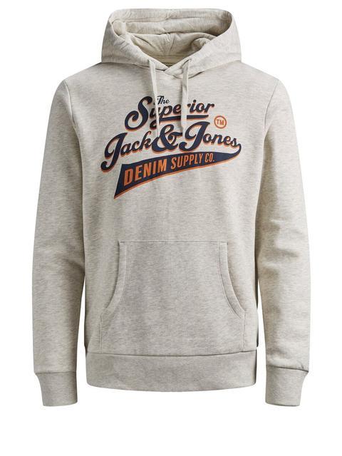 Jack /& Jones Hommes Hoodie Capuche Hommes Pull Sweater sweatpullover