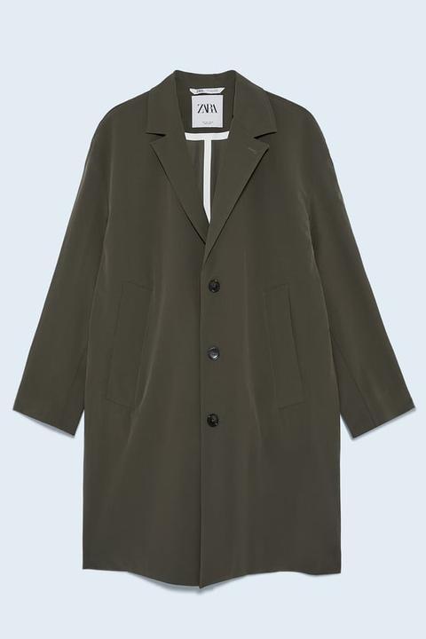 Trench Premium de Zara en 21 Buttons