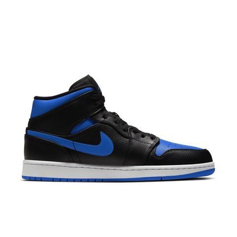 Air Jordan 1 Mid Zapatillas - Negro