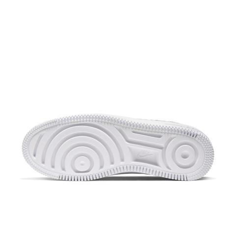 Nike Air Force 1 Sage Low Zapatillas Con Estampado Animal - Mujer - Crema