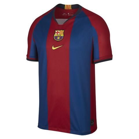 Fc Barcelona Stadium'98/99 Camiseta - Hombre - Azul de Nike en 21 Buttons