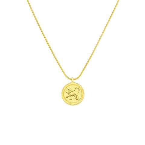 Horoscope Leo Necklace de Maria-Pascual en 21 Buttons